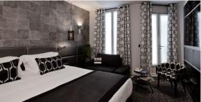 12 nuances de gris pour le Grey Hôtel