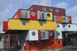 Le container, habitat nomade de demain