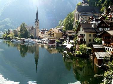 Hallstatt See, le village autrichien à la chinoise