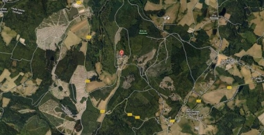 Courbefy, un hameau entier vendu aux enchères