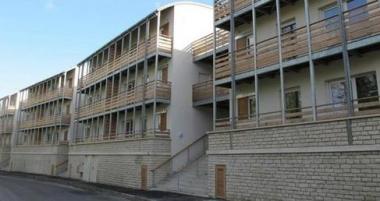 Une nouvelle résidence HLM à Niort