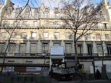 L'hôtel de Mercy-Argenteau  est enfin réhabilité après 2 ans de travaux