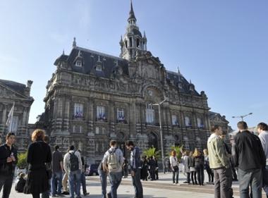 3,5 millions d'euros pour la rénovation de l'Hôtel de Ville de Roubaix