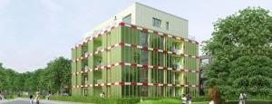 Un nouveau concept d'immeuble vert à Hambourg