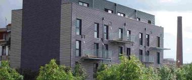 Sur le long terme, investir dans un immeuble passif s'avère payant