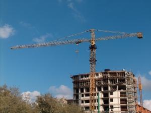 Le secteur de l'immobilier neuf s'effondre depuis l'an dernier