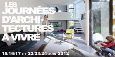 Visitez des maisons d'architectes avec Les Journées d'Architecture à vivre