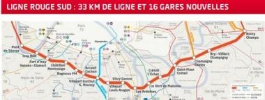 La Ligne Rouge du Grand Paris : une enquête publique précédée d'une concertation des habitants
