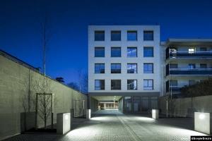 Le complexe de logements collectifs d'Eliet & Lehmann