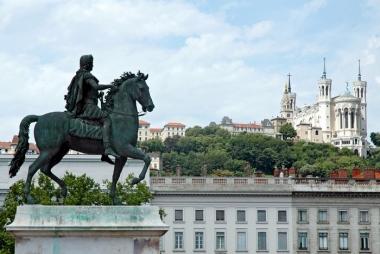 Une structure de prix normale sur les logements à Lyon
