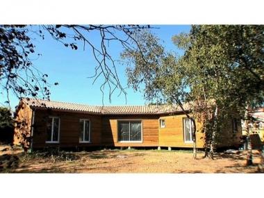 La maison Horizon en bois, économique et saine