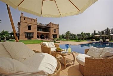 L'immobilier haut standing à Marrakech peine à se vendre