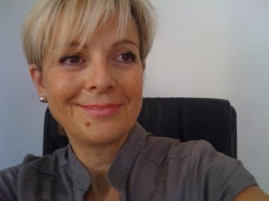 Martine Fourcat, Présidente du fichier AMEPI 34 et gérante de l'agence Transagri Orpi à Montpellier