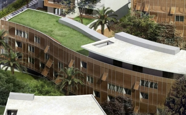 La ville niçoise sera bientôt dotée d'un éco-quartier technopole Nice Méridia