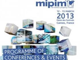 Ouverture du MIPIM aujourd'hui à Cannes