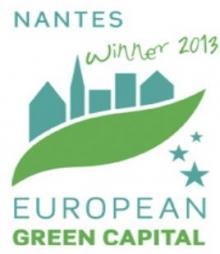 Nantes a obtenu le trophée de capitale verte européenne pour 2013