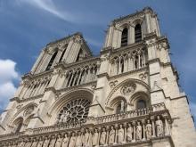 850ème anniversaire de la Cathédrale Notre dame de Paris