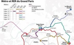 Grand Paris : les concernés par le projet sont satisfaits