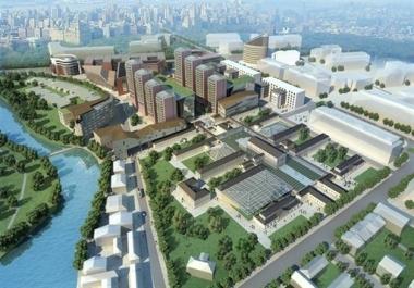 Novaxud : un quartier écologique et responsable en cours de construction au Mans