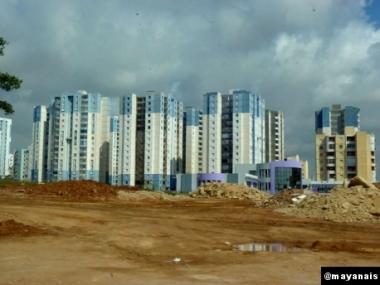 Oran défigurée par les nouvelles constructions