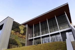 Bel exemple d'éco-construction : la Maison Départementale de la Solidarité d'Orthez