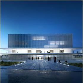 Le nouveau Palais de Justice de Caen, une construction originale