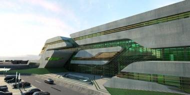 Aujourd'hui à Montpellier, inauguration de Pierresvives, la cité des savoirs et du sport pour tous