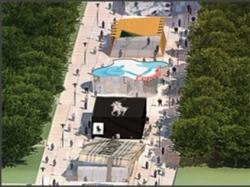 Le premier Pop up Mall européen sera installé à la Défense en juin 2013