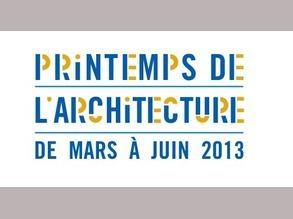 C'est le Printemps de l'Architecture en Pays de Loire