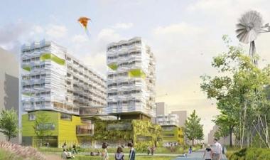 4 groupements d'opérateurs sélectionnés pour le projet d'aménagement urbain Clichy-Batignolles