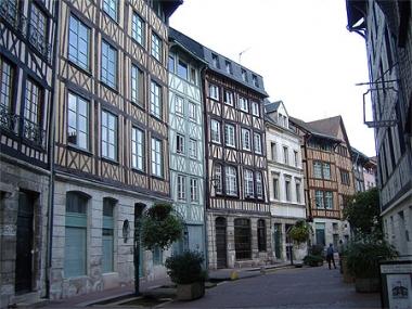 Haute Normandie : les prix de l'immobilier stagnent, l'activité baisse