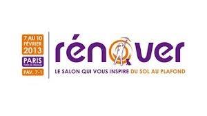 """Ouverture du salon """"Rénover"""" à Paris porte de Versailles"""