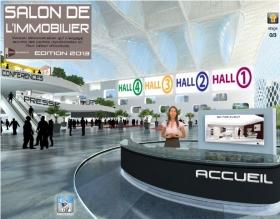 1er salon virtuel de l'immobilier neuf, en 3D, ouvert au public fin janvier