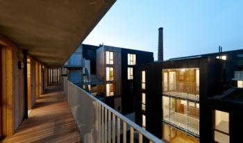 MDW Architecture embellit Bruxelles en transformant la Savonnerie Heymans