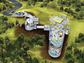 Des résidences de luxe dans un ancien silo à missile pour faire face à l'apocalypse