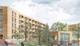 Savigny-le-Temple : construction des Eco'Sphères, 71 logements passifs