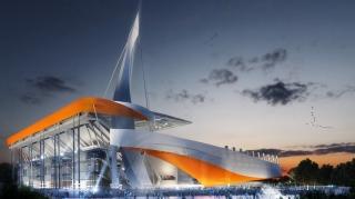 Le stade de la Mosson de Montpellier va faire peau neuve