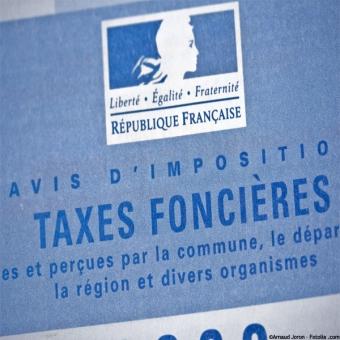 Etat des lieux des taxes foncières