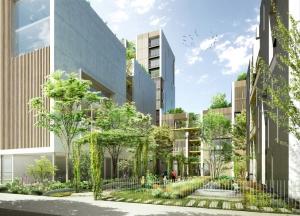 Un nouvel éco-quartier va voir le jour à Toulouse, la Cartoucherie