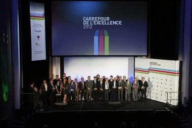 Trophées de l'Excellence 2012 les acteurs du bâtiment récompensés