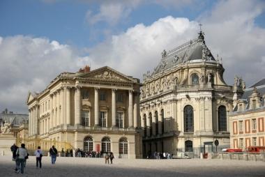 Chute du prix de l'immobilier à Versailles