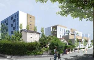 Ile de France : projet résidentiel de 267 logements neufs à Champigny-sur-Marne (94)