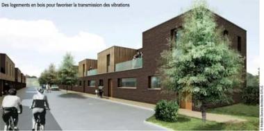 Ronchin : le village « Jean Massieu » conçu et bâti pour les malentendants