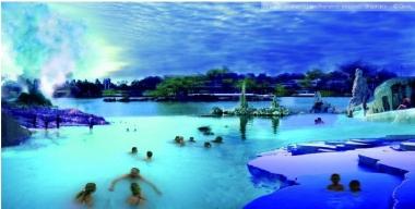 Le projet centre de villégiature Villages Natures en Seine-et-Marne est pour bientôt !