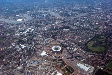 L'ancien village olympique de Londres sera transformé en quartier résidentiel moderne