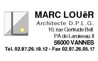 MARC LOUËR - ARCHITECTE