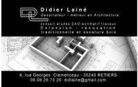 DL DESSINATEUR METREUR EN ARCHITECTURE